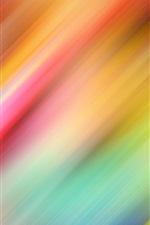 Linhas de corte, colorido, abstrato