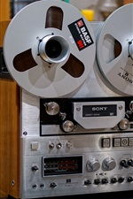 Gravadores de fita Sony TC-880-2