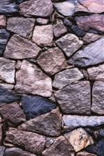 Stones wall, texture