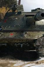 미리보기 iPhone 배경 화면 월드 오브 탱크, 물, 잔디, 세계의 세계