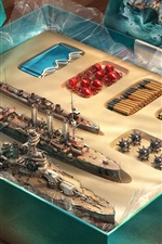 Preview iPhone wallpaper World of Warship, gift, box, toy