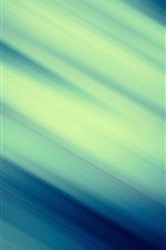 Preview iPhone wallpaper Abstract blue obliquely light lines