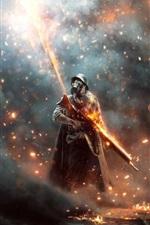 Preview iPhone wallpaper Battlefield 1: Apocalypse, soldier, war