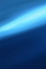 Vorschau des iPhone Hintergrundbilder Blaues Licht, abstrakter Hintergrund