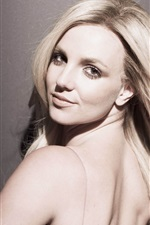Preview iPhone wallpaper Britney Spears 24