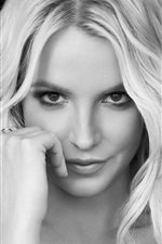 Preview iPhone wallpaper Britney Spears 25