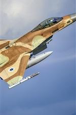 Общая динамика F-16C Барак-истребитель