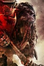 Preview iPhone wallpaper Halo Wars 2, Microsoft Studios