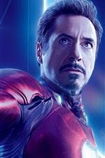 Preview iPhone wallpaper Iron Man, Avengers: Infinity War