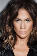 Preview iPhone wallpaper Jennifer Lopez 10