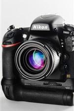 Preview iPhone wallpaper Nikon D3200 and D800 cameras