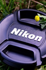 Preview iPhone wallpaper Nikon camera cover