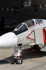 Preview iPhone wallpaper Phantom II F-4J multipurpose fighter