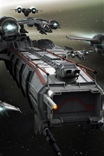 Star Citizen, nave espacial