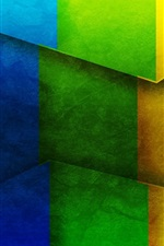 Stripes, colorful, abstract picture