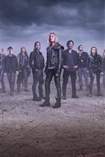 Preview iPhone wallpaper The 100, season 5