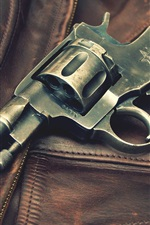 Preview iPhone wallpaper USSR, gun, weapon