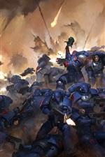 Warhammer 40000, 30th Anniversary, warriors
