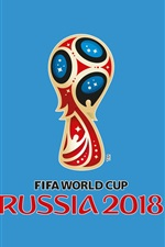 Preview iPhone wallpaper 2018 FIFA World Cup