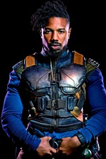 Black Panther, Erik Killmonger