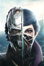 Preview iPhone wallpaper Dishonored 2, PC games