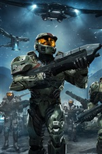 Halo Wars, video games