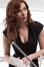 Preview iPhone wallpaper Scarlett Johansson 39