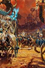 Preview iPhone wallpaper Total War: Warhammer II