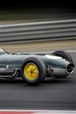 미리보기 iPhone 배경 화면 1960 년 Lotus 18 경주 용 자동차
