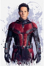 Preview iPhone wallpaper Ant-man, The Avengers: Infinity War, art picture