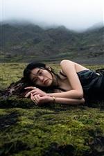 Chinese model girl