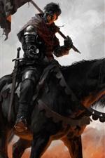 Preview iPhone wallpaper Kingdom Come: Deliverance