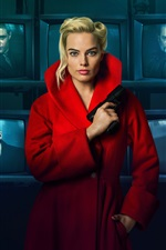 Preview iPhone wallpaper Margot Robbie 03
