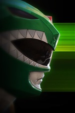 Preview iPhone wallpaper Power Rangers: Legacy Wars, armor, game