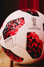 Preview iPhone wallpaper Russia 2018, FIFA World Cup, football