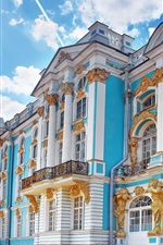 Russia, Saint Petersburg, Catherine Palace