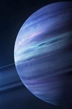 Sistema solar, Júpiter, satélite, sol, espaço
