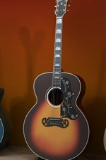 Preview iPhone wallpaper Some guitars, musical instrument