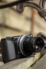 Câmera digital Sony NEX-3N