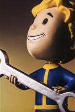 Vault Boy, video game