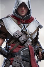 Preview iPhone wallpaper Assassin's Creed: Identity, Ubisoft