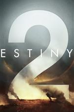 Destiny 2, logotipo do jogo, guerra