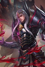 Heroes of Newerth, monster, vampire, blood