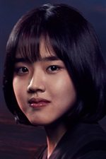 Preview iPhone wallpaper Kim Hyang-gi, Along With the Gods: The Two Worlds