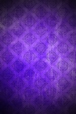Preview iPhone wallpaper Purple style texture background, abstract