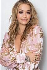 Preview iPhone wallpaper Rita Ora 06