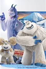 Smallfoot, cartoon movie 2018