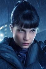 Vorschau des iPhone Hintergrundbilder Sylvia Hoeks, Blade Runner 2049