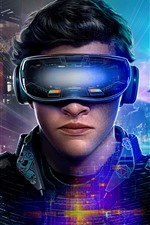 Preview iPhone wallpaper Tye Sheridan, Ready Player One 2018