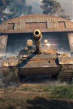 Preview iPhone wallpaper World of Tanks, Wargaming Net games